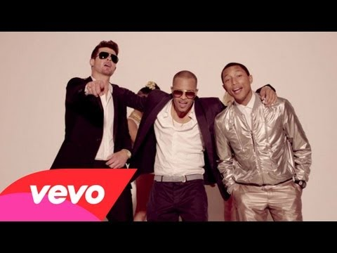 Blurred Lines Robin Thicke Mp3 Download