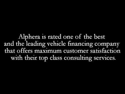 Financial services - Alphera financial services