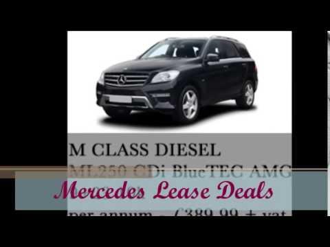 Mercedes Lease Deals