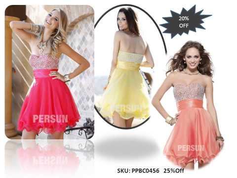 Cheap Short formal dresses in 2015