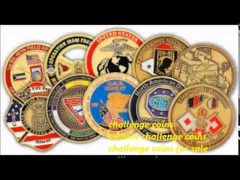 Challenge Coins Navy