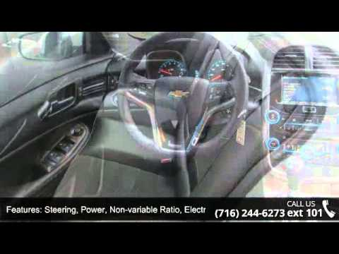2014 Chevrolet Malibu LT - Fuccillo Chevrolet - Grand Isl...