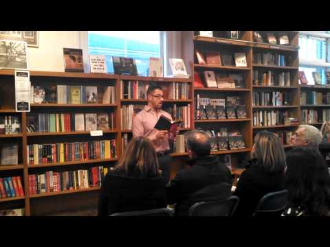A reading from LEAVING MONTANA - by author Thomas Whaley - PART 1