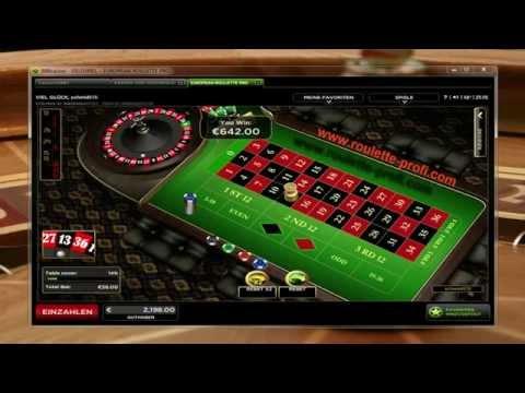 Roulette Trick vom Profi, Kein Martingale, über 1000 Euro in 5 Minuten, Geld von  zu Hause verdienen