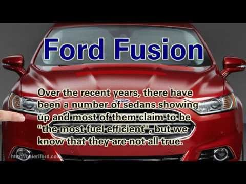 Pittsburgh and Cranberry, with a Ford Fusion, the Only Thing Going Slow Will be the Fuel Gauge!