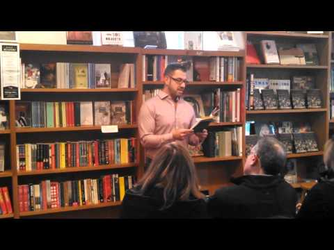 A reading from LEAVING MONTANA, by author Thomas Whaley - PART 3
