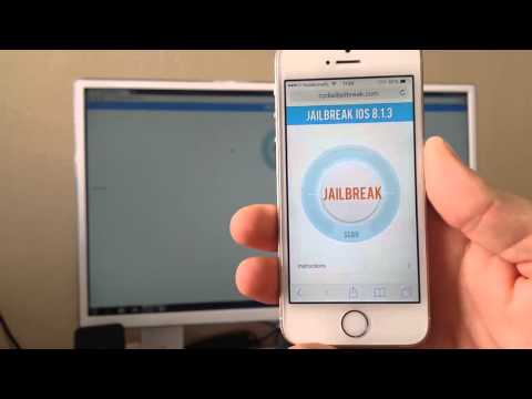 Jailbreak iOS 8.1.3/8.2 Untethered Free For iPhone/iPad/iPod Touch Tutorial