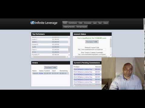 Infinite Leverage System Review - Don't Join ILS Until You See This Video!