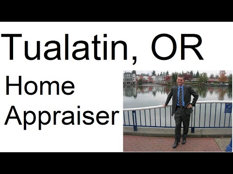 Tualatin Oregon Appraiser - 503 781 5646 - A Quality Appraisal