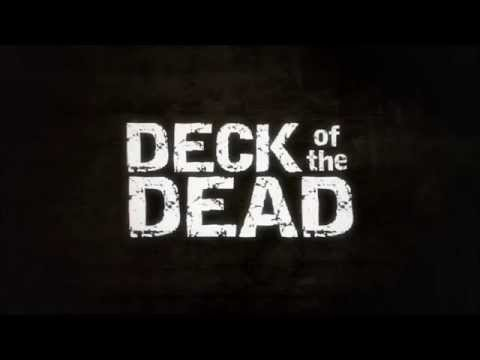 Deck of the Dead: Zombie Card Game