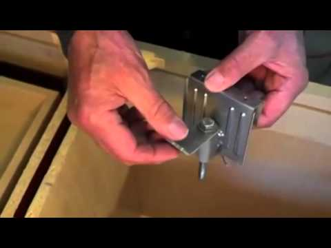 Super Fast Sink Bracket - Animated Install - Fastest Undermount