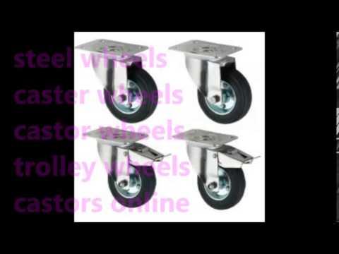 Trolley Wheels