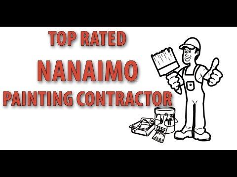 Nanaimo Painting Contractor - (778) 762-0855 - Best Painting Company Nanaimo, BC
