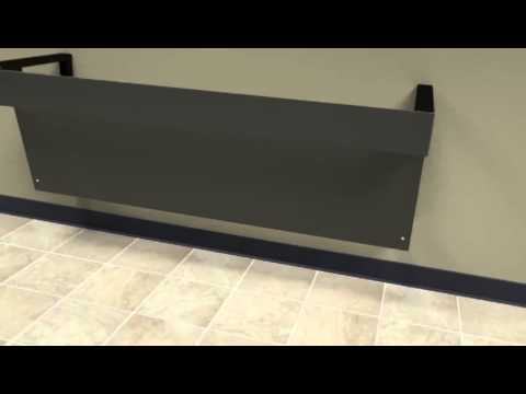 Stone Pro ADA Compliant Countertop Support Demo