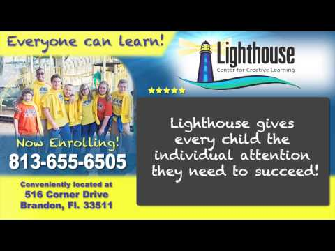 School For Special Education Brandon | 813-655-6505 | Come2Lighthouse.com