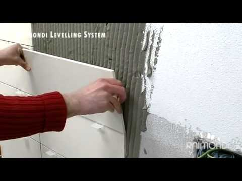 Raimondi Tile Leveling System - Braxton-Bragg