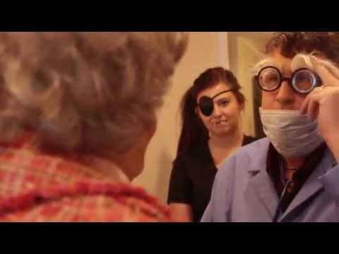 Mrs Ruby Tips - Visit to Dentist office - Auntie Ruby Short (funny) video