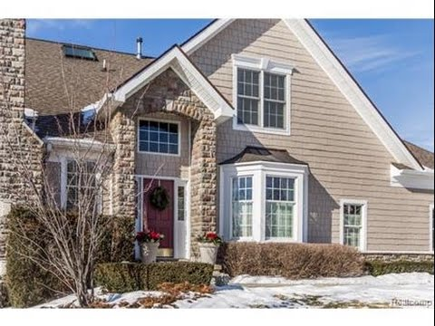 Island Lake of Novi Home For Sale 24501 Reeds Pointe