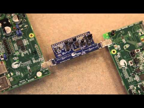 Introduction to EZ-PD CCG2: USB Type-C Cable Controller from Cypress Semiconductor