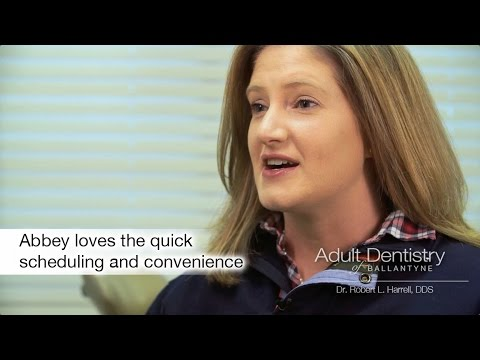 Convenient, Professional Charlotte Dentist - Abbey's Story