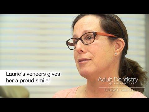 Dental Veneers Charlotte NC - Laurie's Story