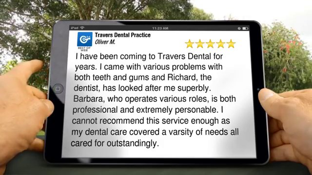 Dentist In Kings Cross Impressive Five Star Review by Oliver M