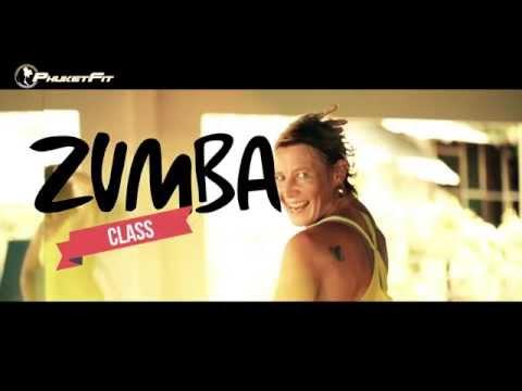 PhuketFit™ ZUMBA! Class in Thailand