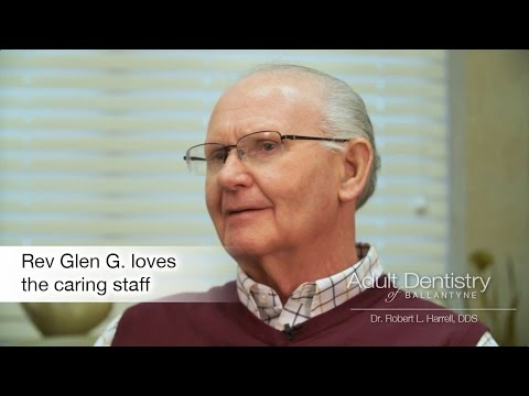 Rev. Glen Recommends Adult Dentistry of Ballantyne