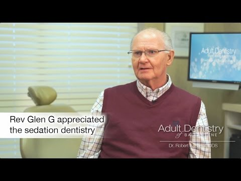 Relaxed with Sedation Dentistry in Charlotte - Rev Glen's Story