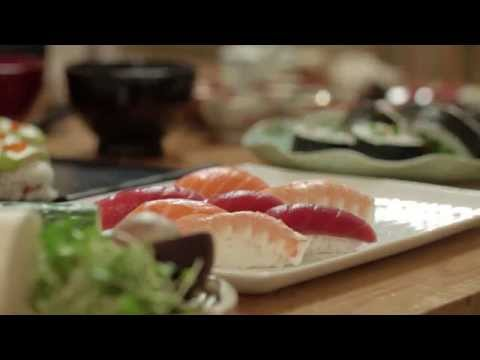 Learn How to Make Sushi - Sushi Making Video