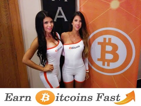 Earn Bitcoins Fast - World's First Everything Bitcoin Site - EarnBitcoinsFast.com