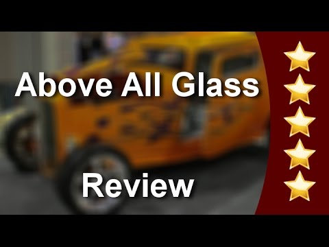 Hot Rod Windshield | Santa Clarita | Canyon Country | Above All Glass