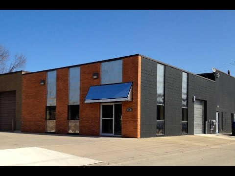 Ferndale Michigan Industrial Loft Office Space For Sale, Hilton Rd