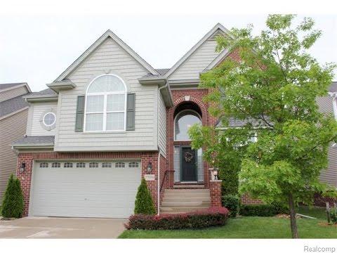 Novi Michigan Home For Sale, Novi House Values, Maxwell Court