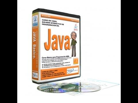 Java Tutorial Español - Java Curso Completo : Avanzado
