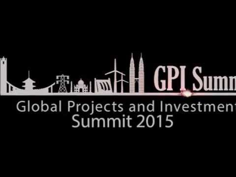 Global Projects and Investment Summit 2015
