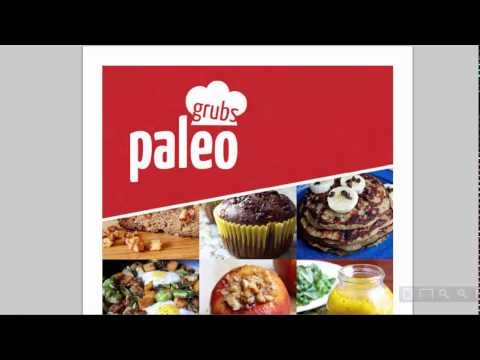 Paleo Grubs Book Review + Inside Look!!