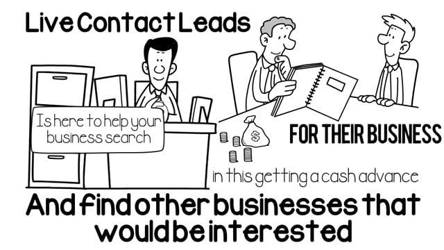 Bad Leads Got You Down? Live Cash Advance Leads by Live Contact Leads!
