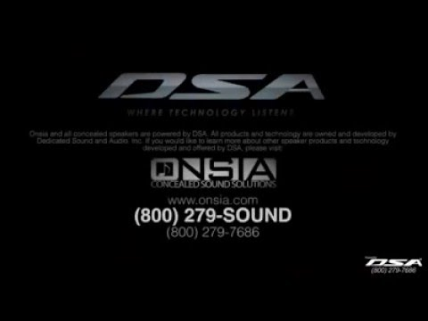 DSA, DEDICATED SOUND AND AUDIO, Stephen R. Ventre LAKE FOREST, The final break through