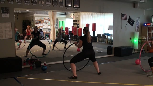 Cori Magnotta - Hula Hoop Weight Loss Method Workout