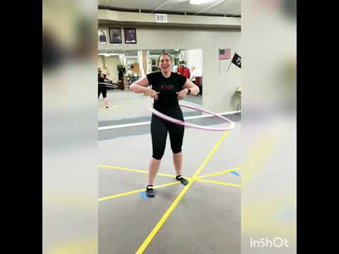 Cori Magnotta brief overview of waist hooping