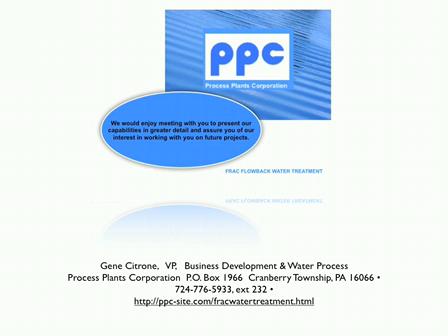 PPC_FRAC Report