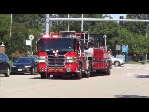 Portsmouth, VA Truck 1 Responding