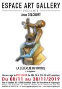 Affiche Jean DELCOURT
