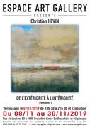 Affiche Christian HEVIN