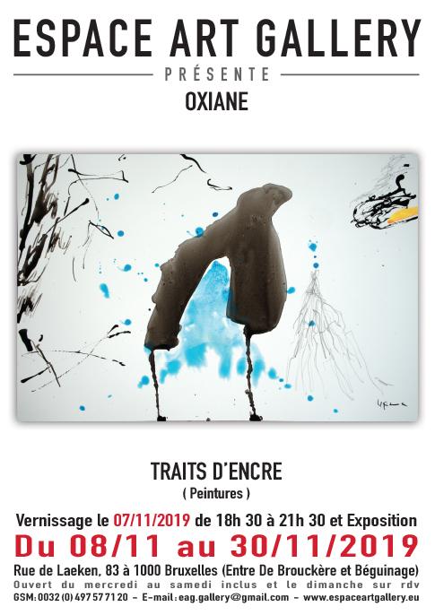 Affiche 2 OXIANE