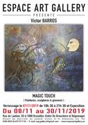 Affiche Victor BARROS
