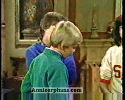 Jessica Lee Smith on Silver Spoons