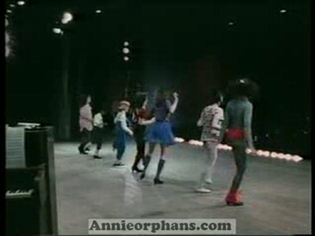 Growing Up On Broadway educational film clip