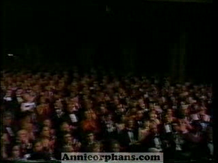 Andrea McArdle sings Tomorrow at the 1981 Tony Awards